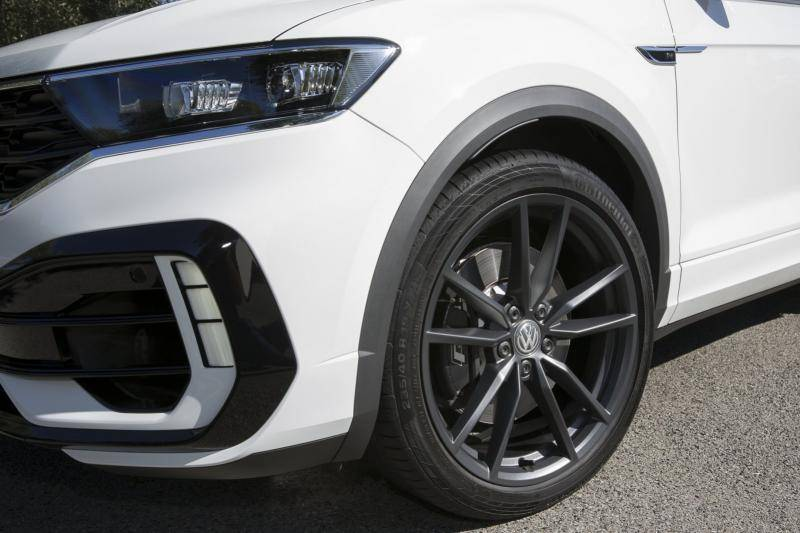 Wanneer kom de Volkswagen T-Roc R en wat zijn de prijzen?