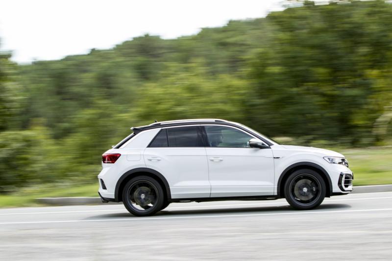 Wat bevalt er niet aan de Volkswagen T-Roc R?