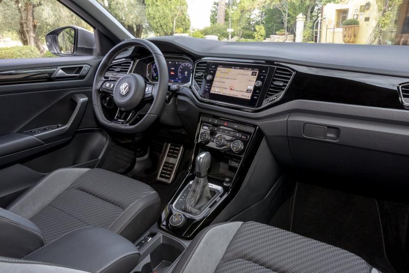 Wat bevalt er aan de Volkswagen T-Roc R?