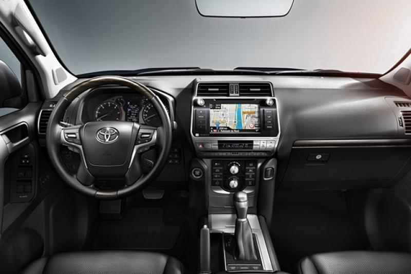 Toyota Land Cruiser 5-drs prijzen en specificaties