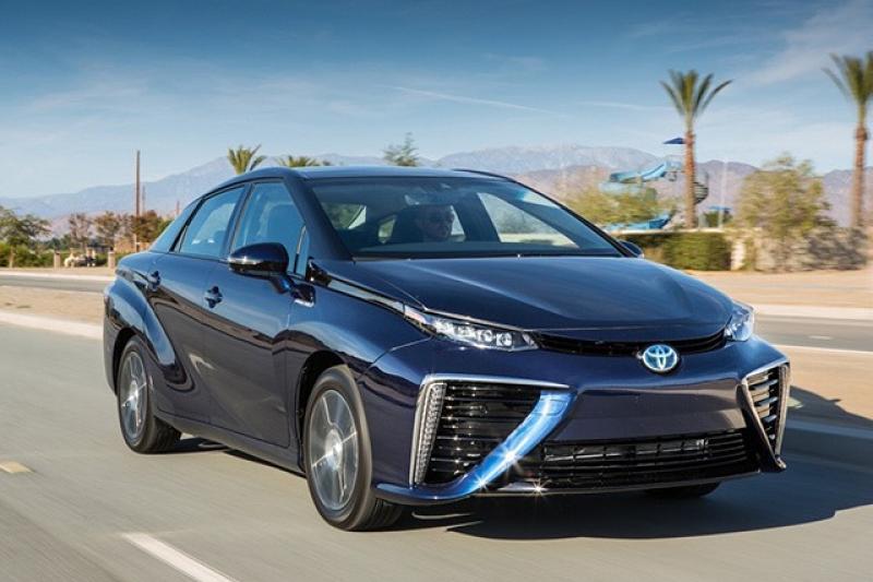 Toyota Mirai prijzen en specificaties