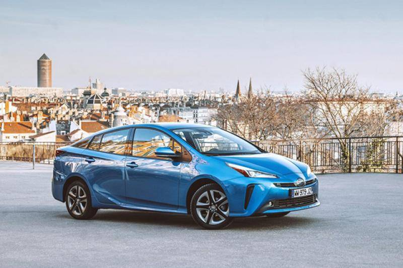 Toyota Prius prijzen en specificaties