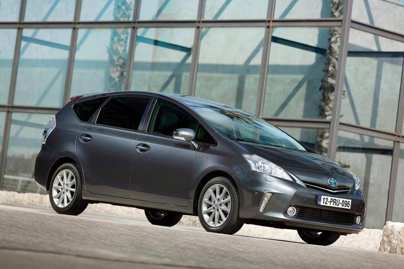 Toyota Prius+ prijzen en specificaties