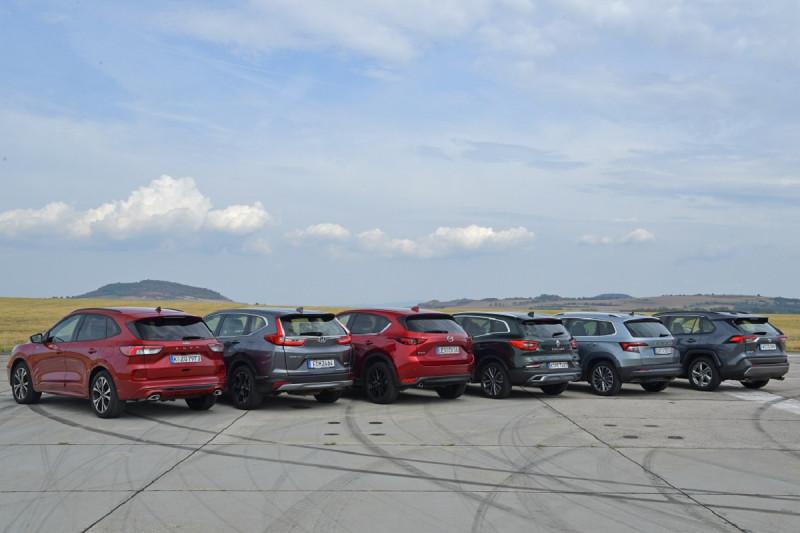 Heb je een Mazda CX-5 of Nissan Qashqai? Hou hem goed in de gaten!