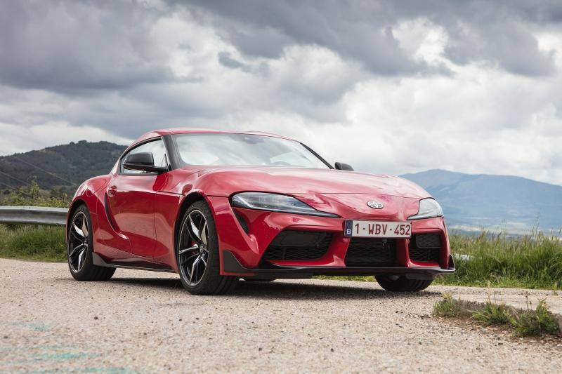 Toyota GR Supra prijzen en specificaties