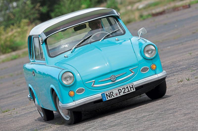 Duitsers rijden liever Trabant dan Tesla