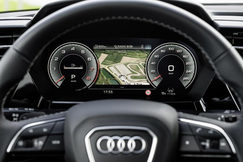 Eerste review: Audi A3 Limousine