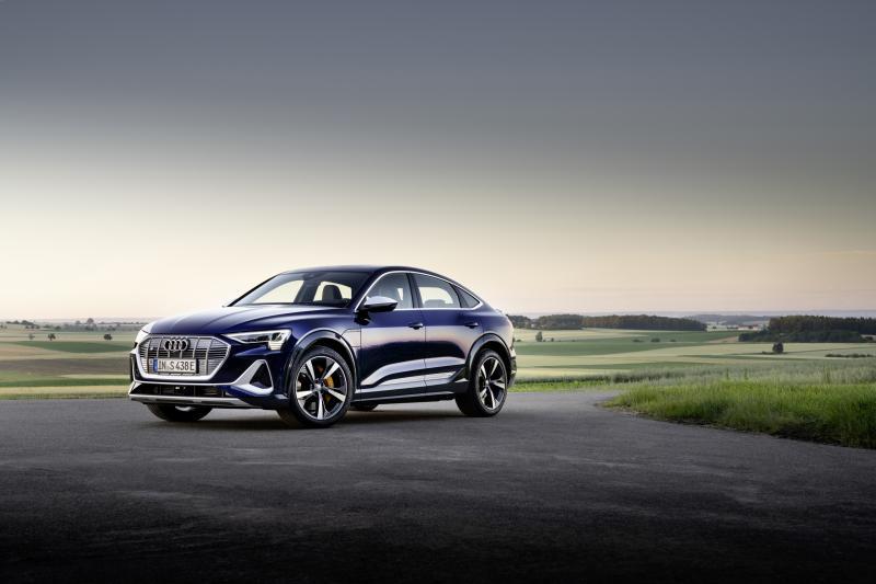 Eerste review: Audi E-Tron S Sportback