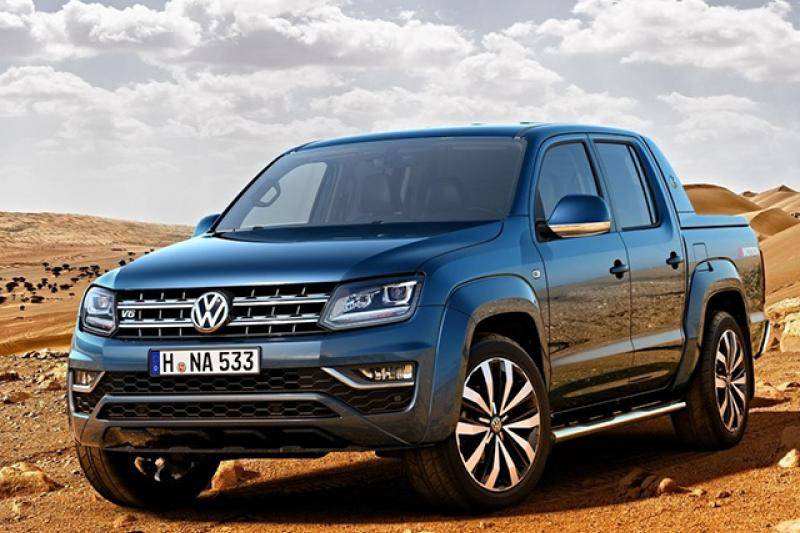 Volkswagen Amarok prijzen en specificaties