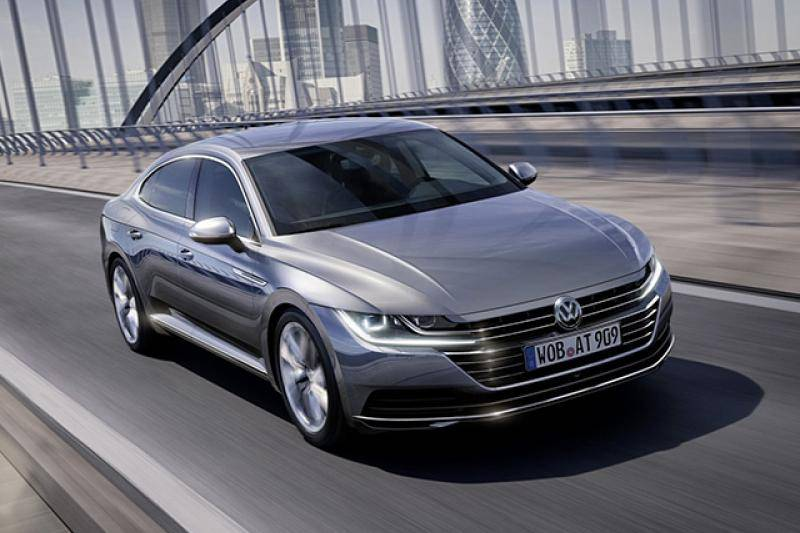 Volkswagen Arteon prijzen en specificaties