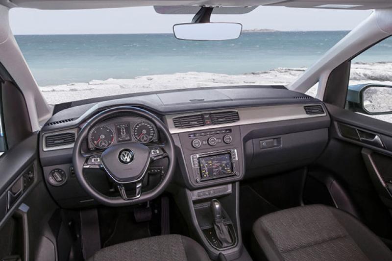 Volkswagen Caddy combi maxi prijzen en specificaties