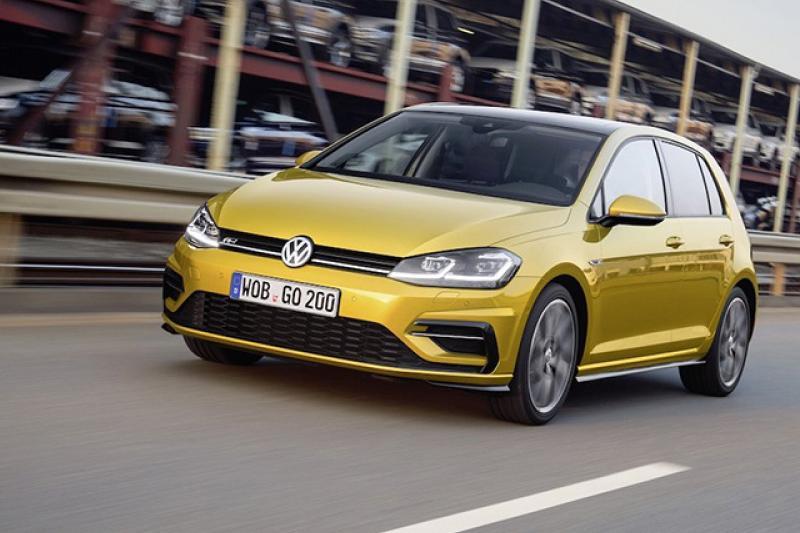 Volkswagen Golf prijzen en specificaties