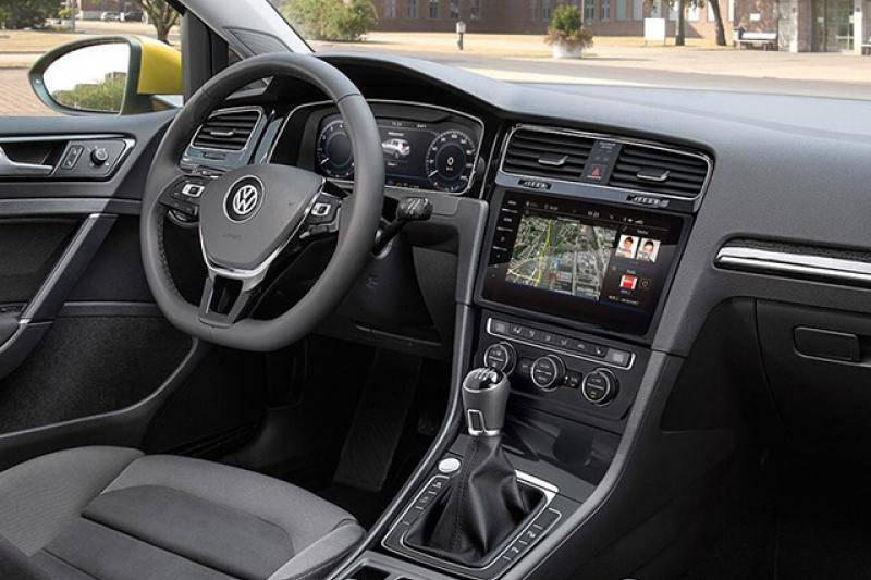 Volkswagen Golf variant prijzen en specificaties