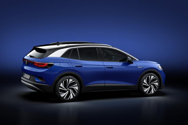 Elektrische Volkswagen ID.4 nog dit jaar leverbaar, voor 8% bijtelling