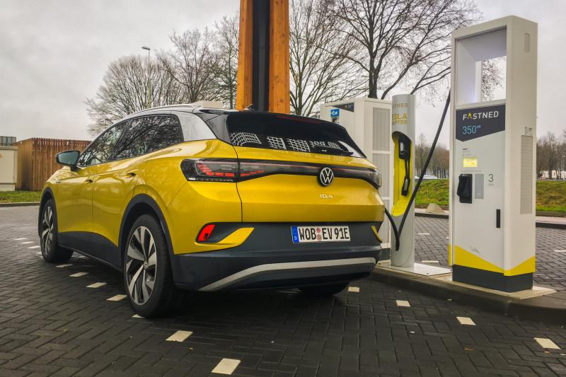 Volkswagen ID.4: actieradius gemeten bij 130 en 100 km/h
