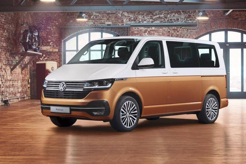 Volkswagen Multivan prijzen en specificaties