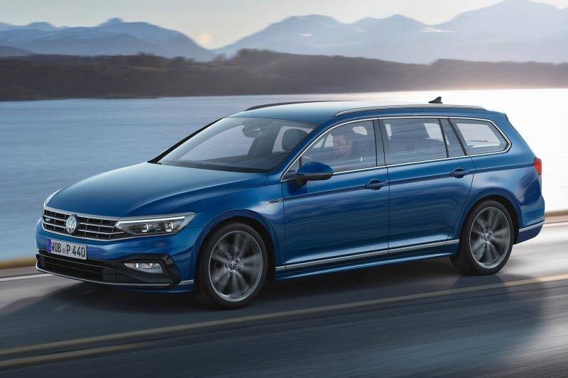 Volkswagen Passat variant prijzen en specificaties