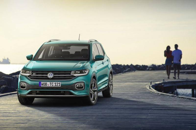 Volkswagen T-Cross prijzen en specificaties