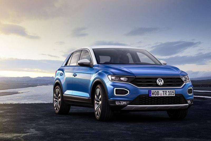 Volkswagen T-Roc prijzen en specificaties