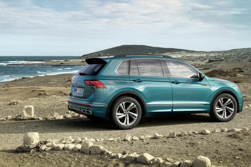 Dit kost de gefacelifte Volkswagen Tiguan