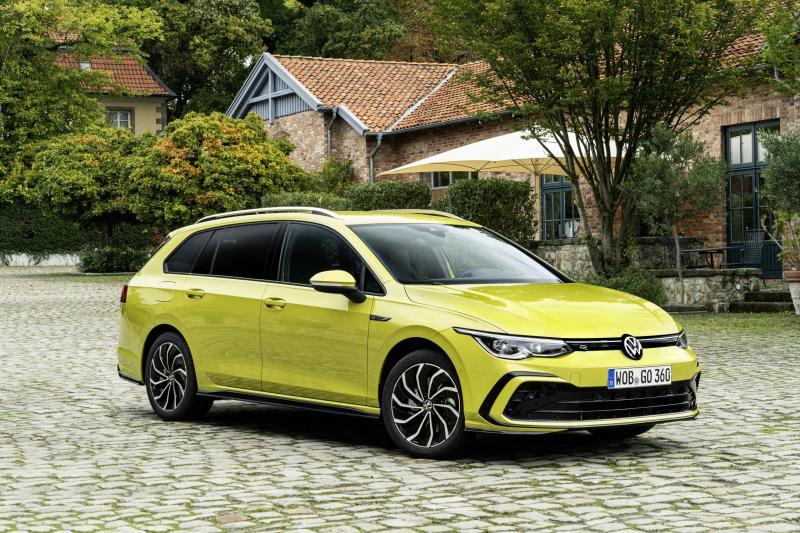 Volkswagen Golf Variant: prijs begint net onder de 30 mille