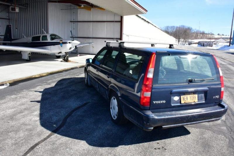 Deze afgetrapte Volvo V70 kopen? Dat kost je dan 20 miljoen dollar!