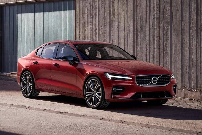 Volvo S60 prijzen en specificaties