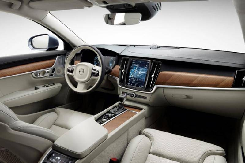 Volvo S90 prijzen en specificaties
