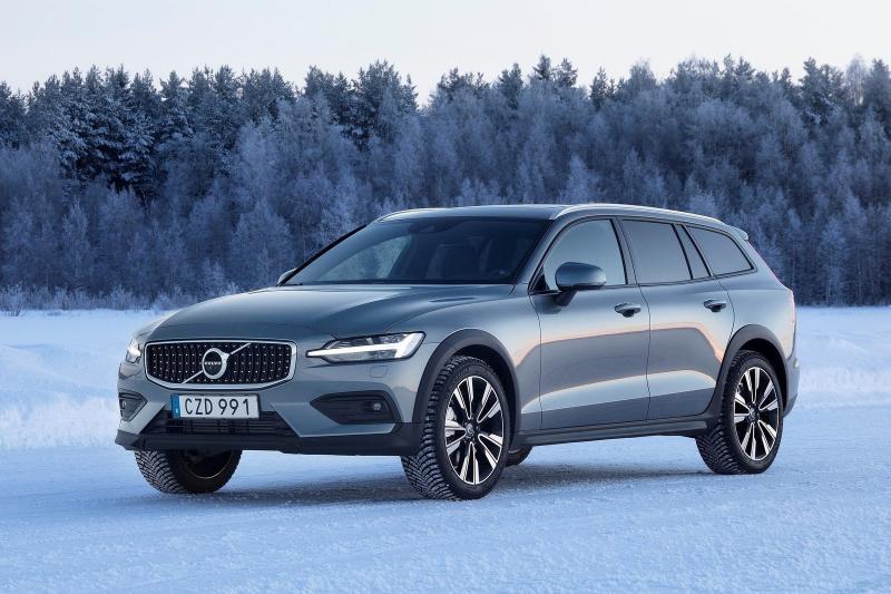Volvo V60 Cross Country prijzen en specificaties