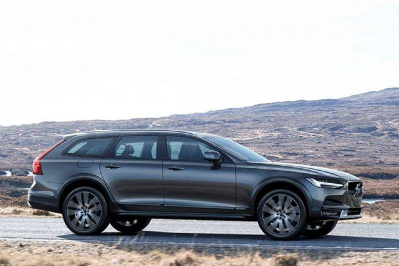 Volvo V90 Cross Country prijzen en specificaties