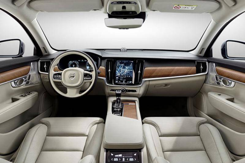 Volvo V90 prijzen en specificaties