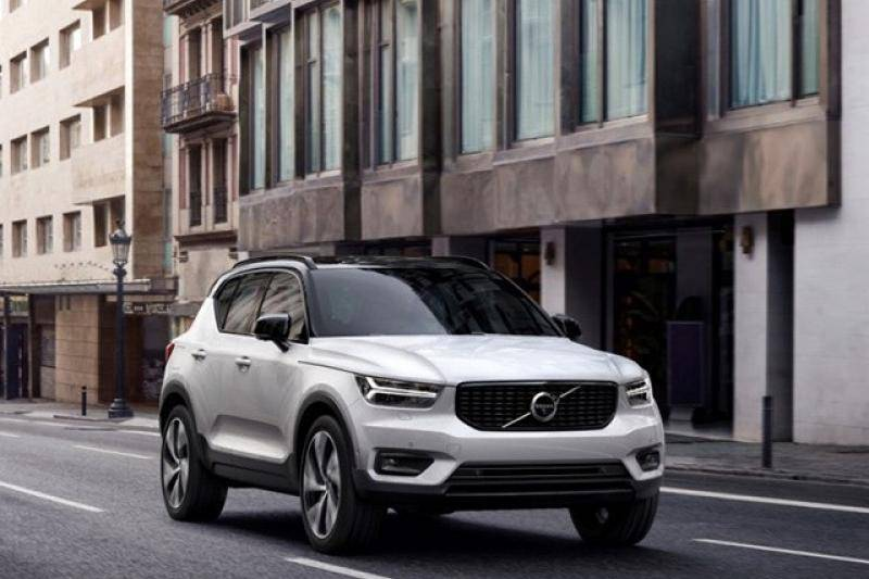 Volvo XC40 prijzen en specificaties