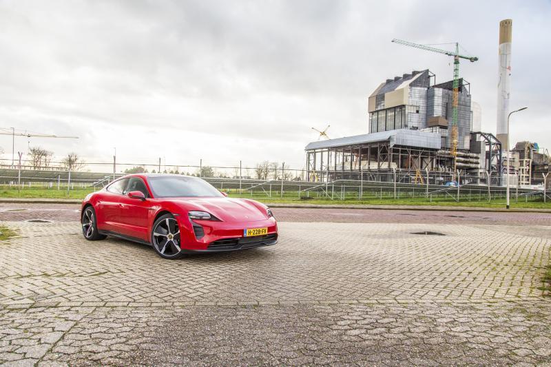 Eerste review: Porsche Taycan 4S (2020)