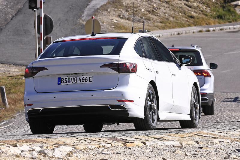 Komt er een elektrische Volkswagen Passat? Ja, hij heet Volkswagen Aero B