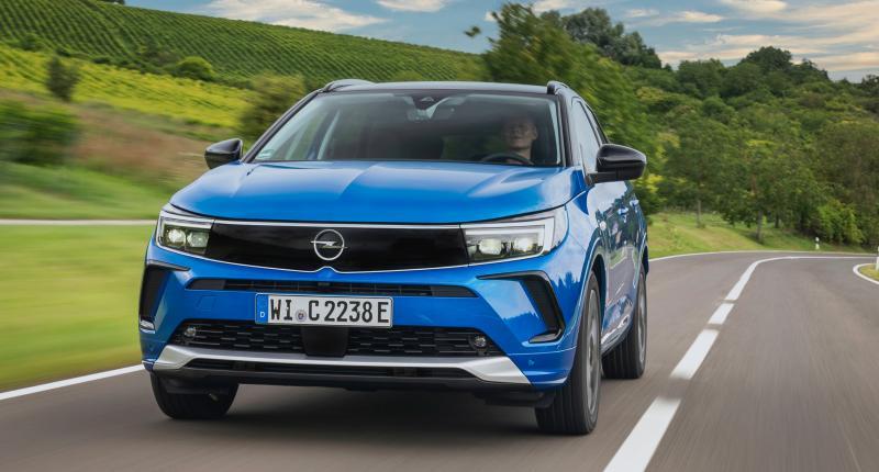 Eerste review Opel Grandland Turbo Hybrid (2022): de Rekord van de 21ste eeuw