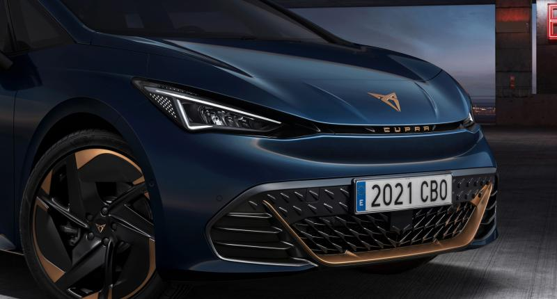 Elektrische Cupra Born is 800 euro duurder dan Volkswagen ID.3