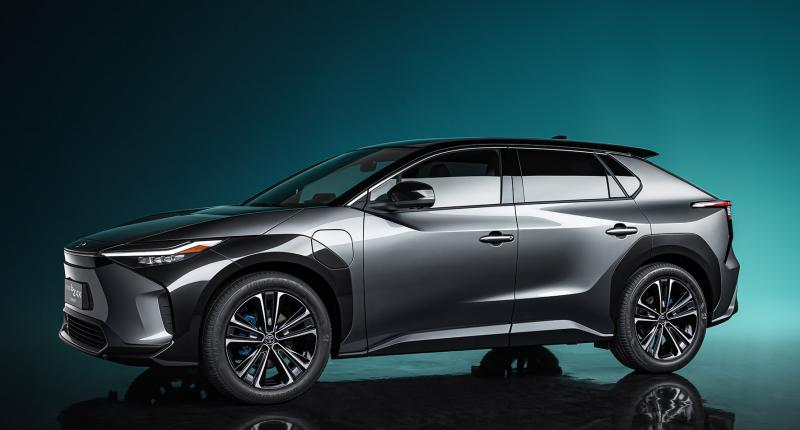 Geen hybridetechniek! Dit is de allereerste volledig elektrische Toyota