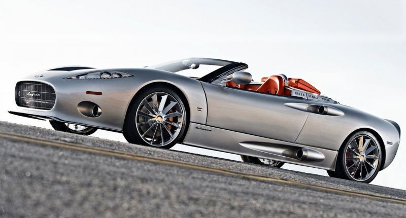 Altijd gedroomd van een eigen automerk? Koop dan de rechten op de naam Spyker!