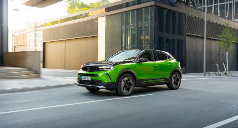 Test - De elektrische Opel Mokka-e heeft een neus voor succes