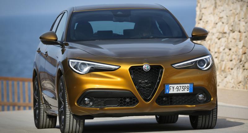 Eerste review: vernieuwde Alfa Romeo Stelvio (2020)