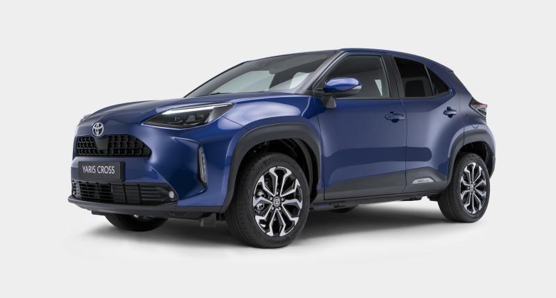 Prijs Toyota Yaris Cross - Je betaalt 5300 euro meer dan voor een Yaris
