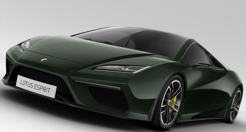 Komt de Lotus Esprit echt terug?