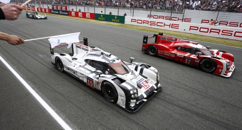 Bonus: gigantische fotogallerie 24h Le Mans 2015