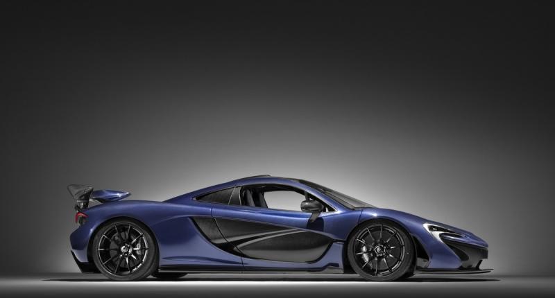 Laatste McLaren P1 'gecarboniseerd' door MSO