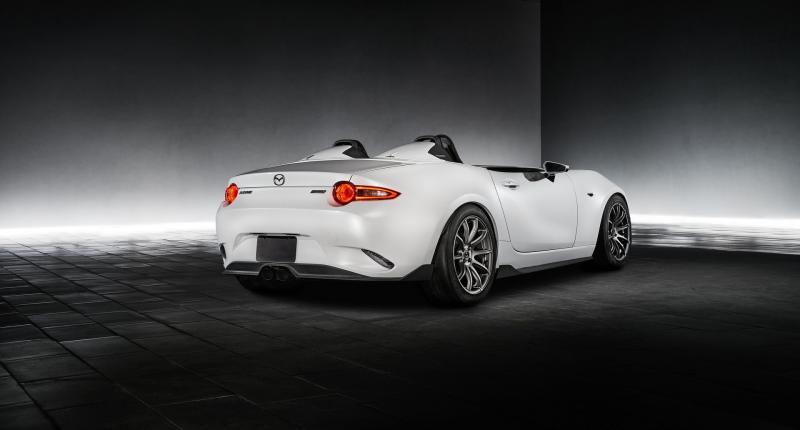 Fotoserie Mazda gooit nog wat kolen op het vuur