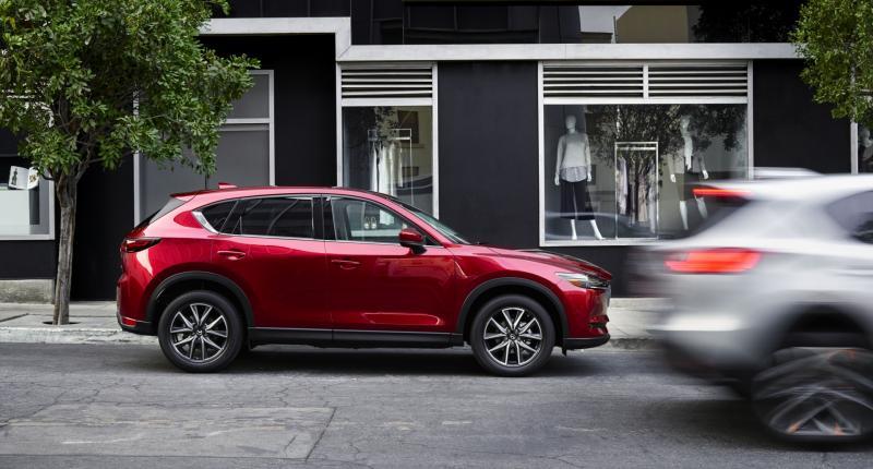 Autodiefstal 2021: heb je een Mazda CX-5 of Nissan Qashqai? Hou hem in de gaten!