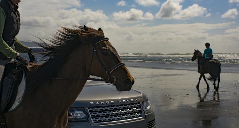 Adembenemend: ongerept Amerika vanuit een Range Rover