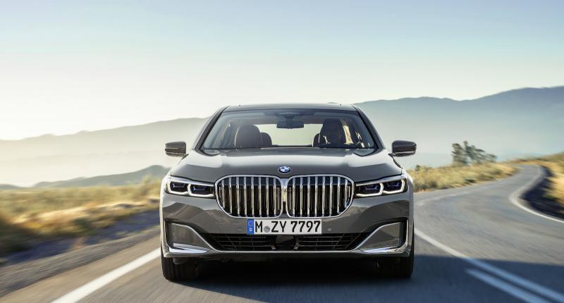 Vernieuwde BMW 7-serie gemodelleerd naar Chinese smaak