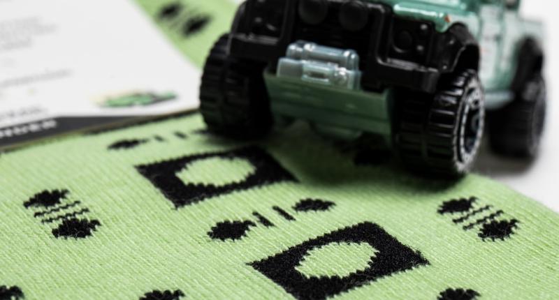 Vergeet Happy Socks. Van deze sokken word je pas blij!