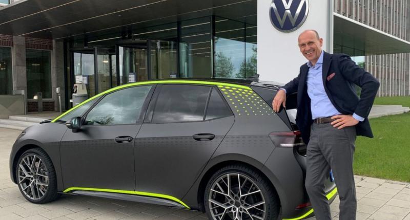 Volkswagen ID.3 GTX is voor leaserijders die van opschieten houden